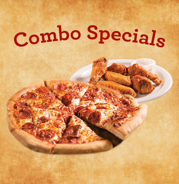Petes Pizza Combo Specials